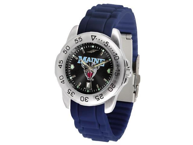 NCAA Men's Maine Black Bears Sport AC AnoChrome Watch