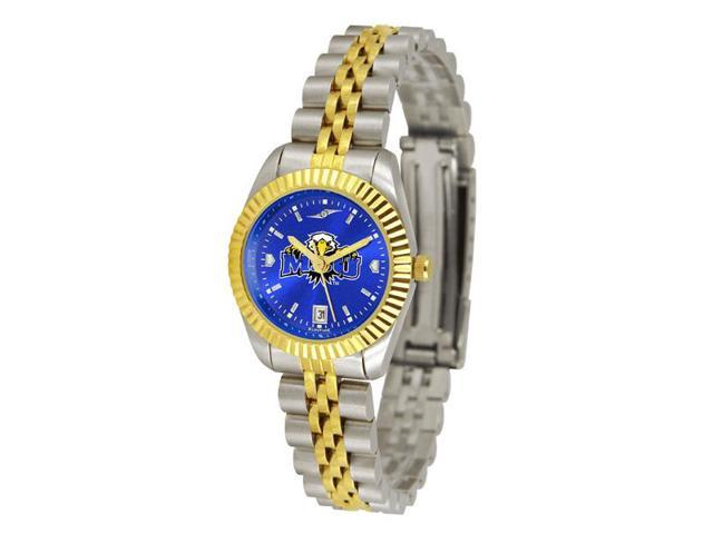NCAA Morehead State University Eagles Ladies' Executive AnoChrome Watch