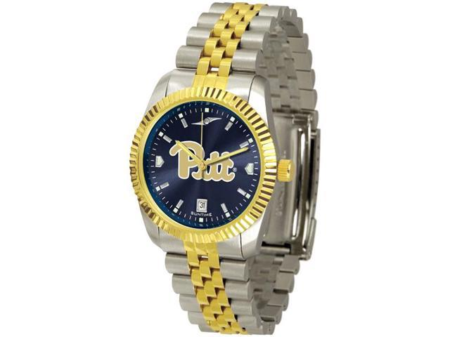 NCAA Men's Pittsburgh Panthers Men's Executive AnoChrome Watch