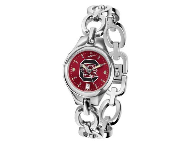 NCAA South Carolina Gamecocks Ladies' Eclipse AnoChrome Watch