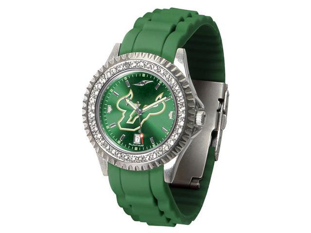 NCAA South Florida Bulls Ladies' Sparkle Watch