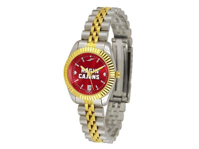 NCAA Louisiana Ragin' Cajuns Ladies' Executive AnoChrome Watch
