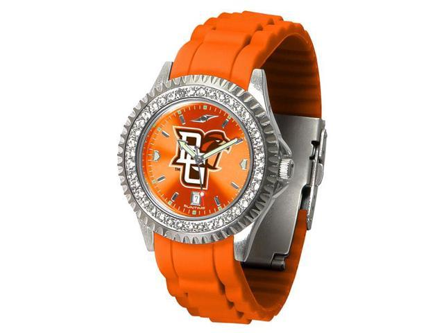 NCAA Bowling Green Falcons Ladies' Sparkle Watch