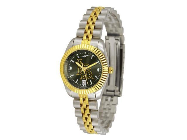 NCAA Long Beach State 49ers Ladies' Executive AnoChrome Watch