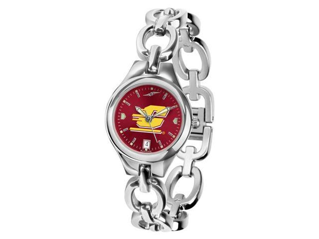 NCAA Central Michigan Chippewas Ladies' Eclipse AnoChrome Watch