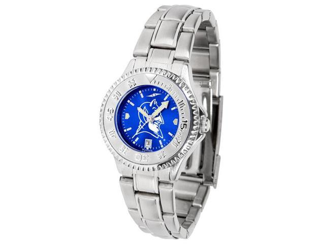 NCAA Duke Blue Devils Ladies' Competitor Steel AnoChrome Watch