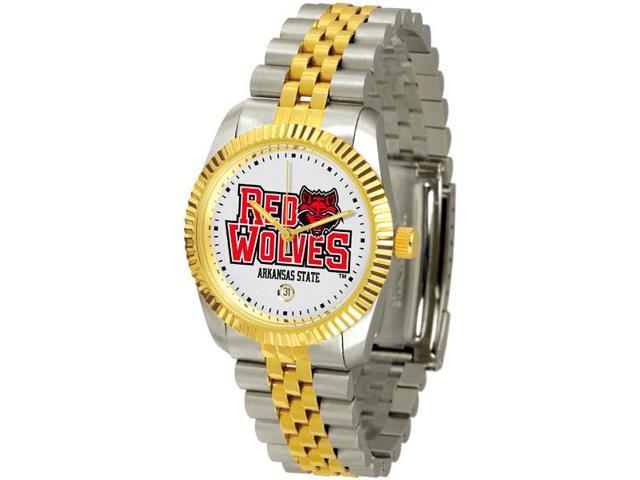 NCAA Men's Arkansas State Red Wolves Men's Executive Watch