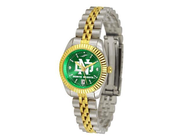 NCAA North Dakota Fighting Hawks Ladies' Executive AnoChrome Watch