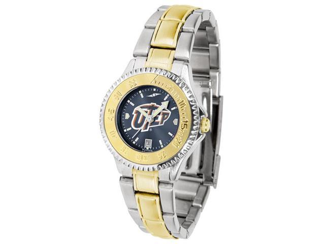 NCAA Texas El Paso Miners Competitor Ladies' Two-Tone AnoChrome Watch