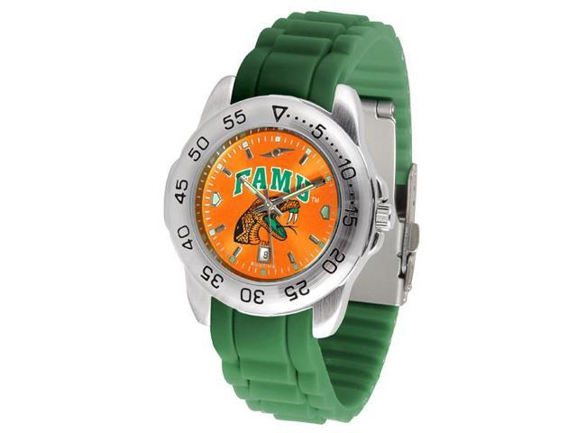 NCAA Men's Florida A&M Rattlers Sport AC AnoChrome Watch