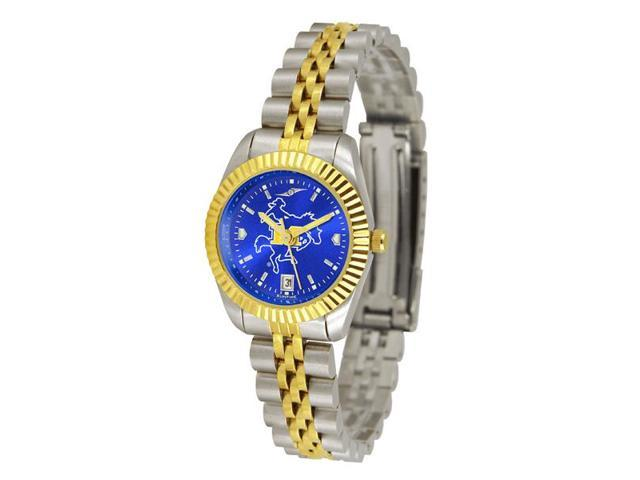 NCAA McNeese State Cowboys Ladies' Executive AnoChrome Watch