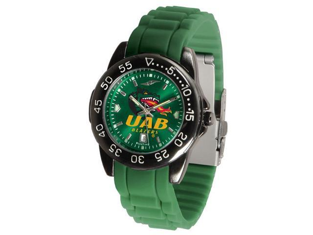 NCAA Men's Alabama UAB Blazers FantomSport AC AnoChrome Watch