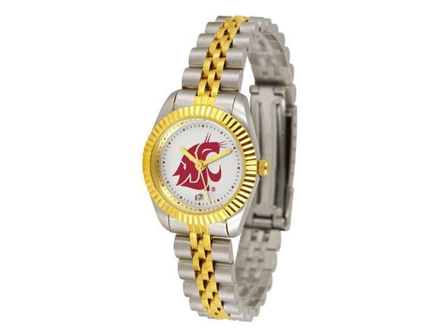 NCAA Washington State Cougars Ladies' Executive Watch