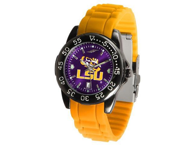 NCAA Men's LSU Tigers FantomSport AC AnoChrome Watch