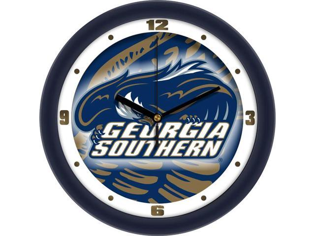 NCAA Georgia Southern Eagles Dimension Wall Clock