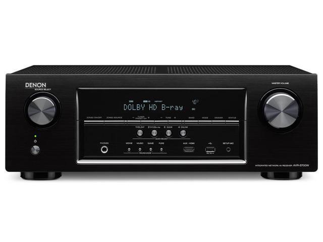 Denon AVR-S700W B Stock 7.1 Channel AV Receiver