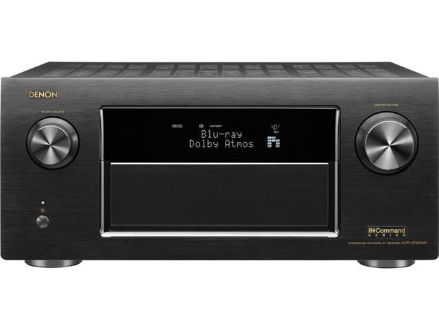 Denon AVR-X7200W Integrated Network AV Receiver