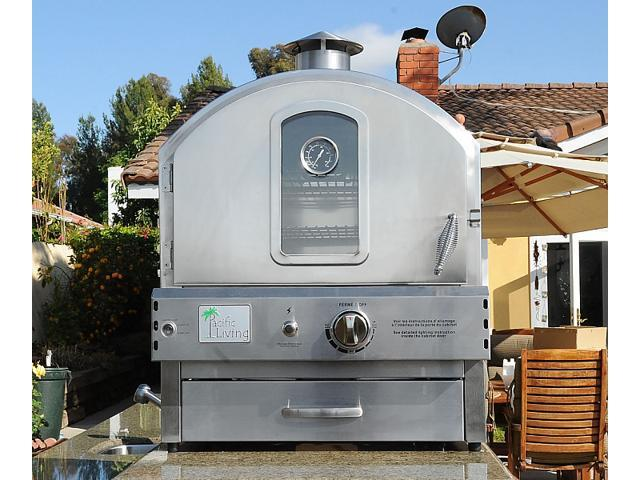 Stainless Steel 304 Outdoor Gas Pizza Oven