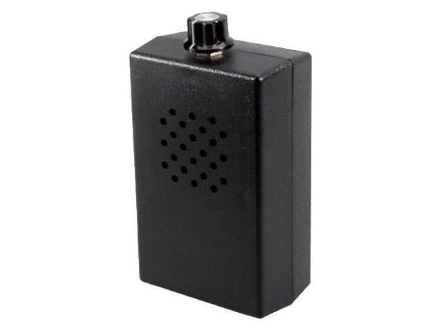 Audio video surveillance systems - Handheld Video Scrambler generator