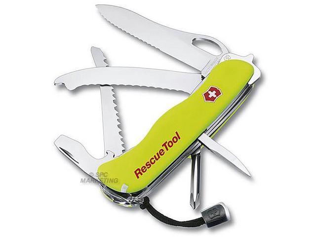 Victorinox Rescue Tool Emergency Swiss Army Knife Lock