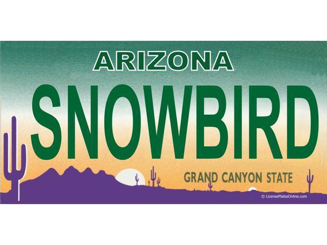 Types of Special Plates in Arizona (Customized ... - DMV.ORG