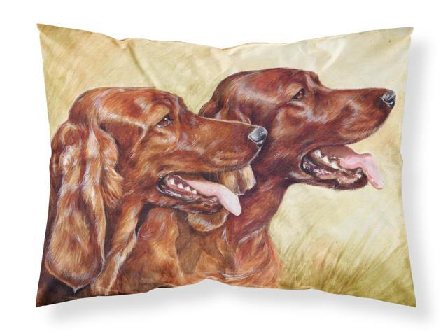 Irish Setters Fabric Standard Pillowcase CDCO0225PILLOWCASE