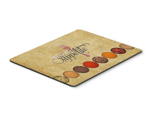 Bon Appetite and Spices Mouse Pad, Hot Pad or Trivet SB3089MP