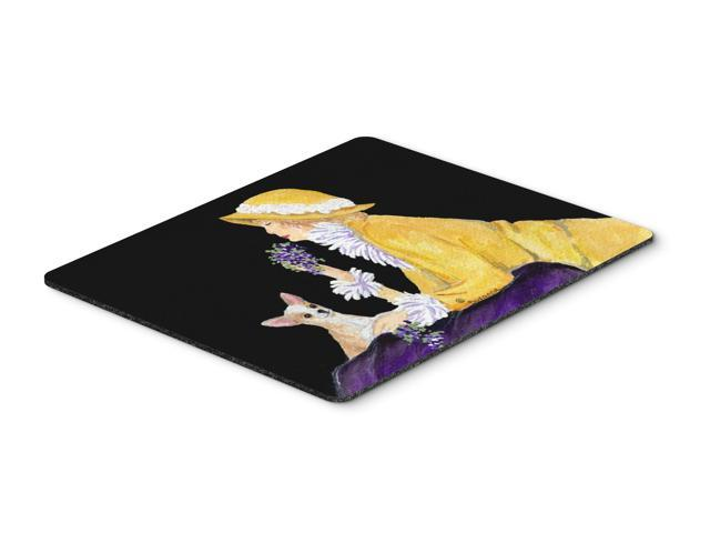 Chihuahua Mouse pad, hot pad, or trivet