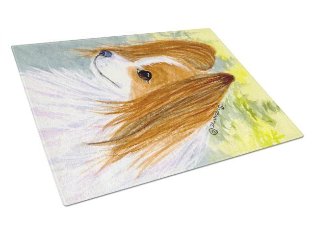 Papillon Glass Cutting Board Large