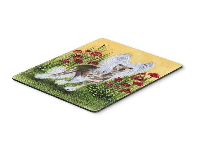 Chinese Crested Mouse Pad / Hot Pad / Trivet