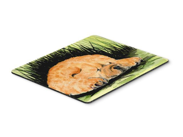 Chow Chow Mouse Pad / Hot Pad / Trivet
