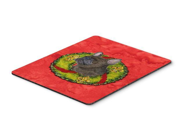 French Bulldog Mouse Pad, Hot Pad or Trivet