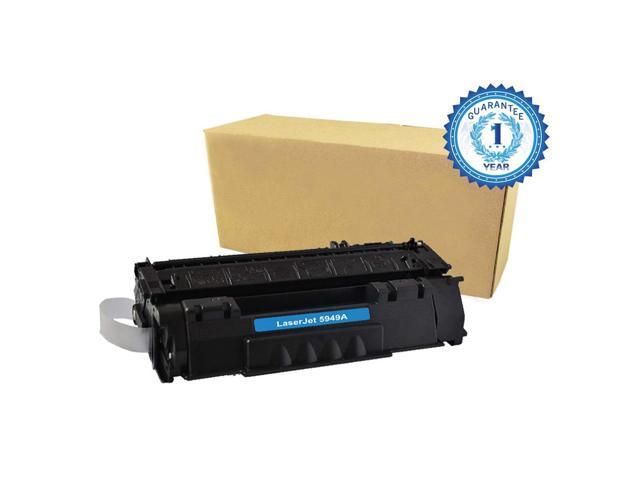 1PK HP 49X Q5949X Black Toner Cartridge Compatible with HP LaserJet 1320 1320N P2010 P2014 P2015 P2015d P2015dn P2015n P2015X M2727mfp M2727nf ...