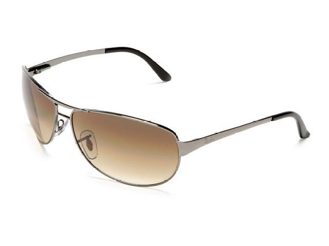 82cc7fd723 Ray Ban Rb3466 Sunglasses Gold Frame Brown Gradient Lens « Heritage ...