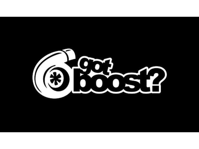 Got Boost funny JDM Custom Decal Sticker 5.5 inch