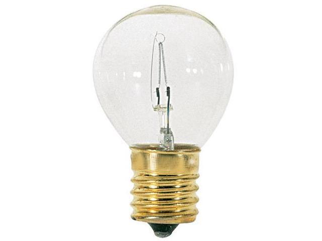 microwave replacement bulb 40w 120v part 8206443 screw in base. Black Bedroom Furniture Sets. Home Design Ideas