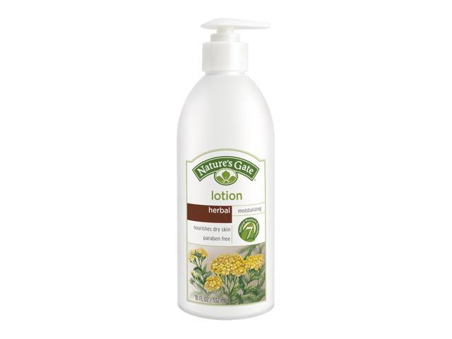 Herbal Lotion - Nature's Gate - 18 oz - Lotion