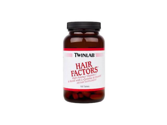 Twinlab Hair Factors 100 Tablets