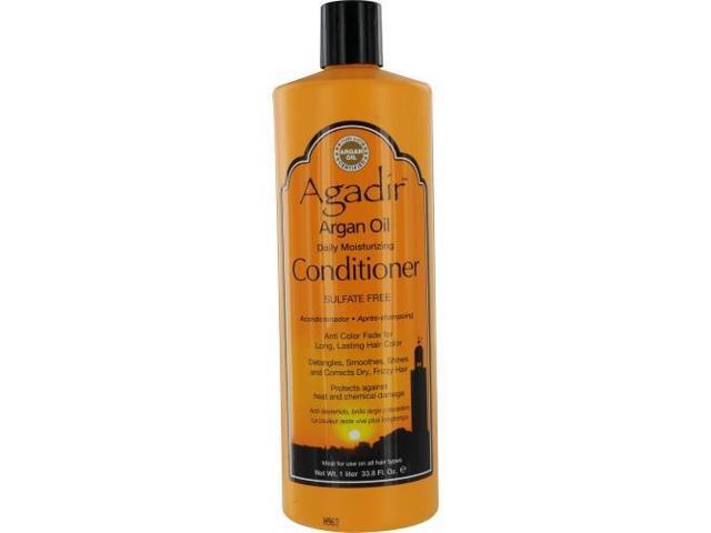 Agadir Argan Oil - Daily Moisturizing Conditioner (For All Hair Types) 1000ml/33.8oz