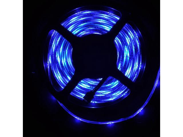 Blue 164ft5m streamy color chasing led strip lights w 24 key ir blue 164ft5m streamy color chasing led strip lights w 24 aloadofball Image collections
