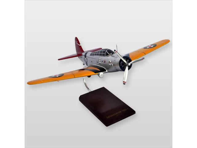 TBD-1 Devastator Wood Desktop Model