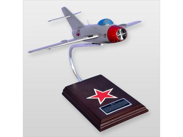 Mikoyan Mig-15 Desktop Wood Model