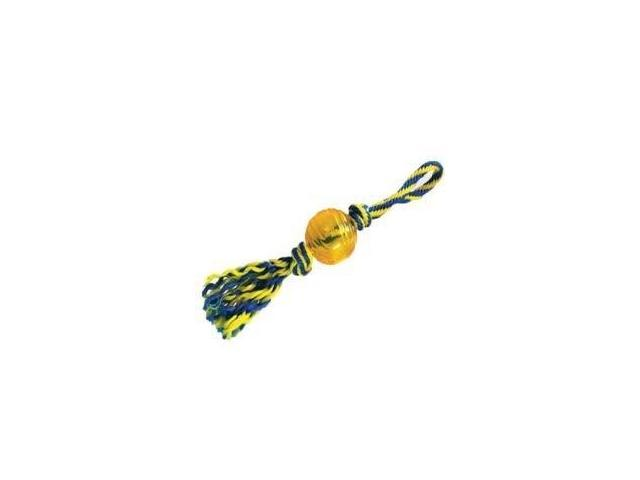 Rubber Ball with Rope Large 4