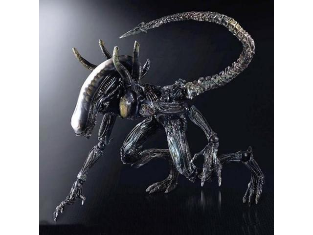 Aliens Colonial Marines Lurker Play Arts Kai Action Figure