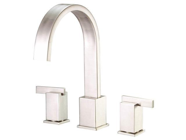 Danze I D302044BNT Sirius Trim Only for 2-Handle Roman Tub Faucet in Brushed Nickel