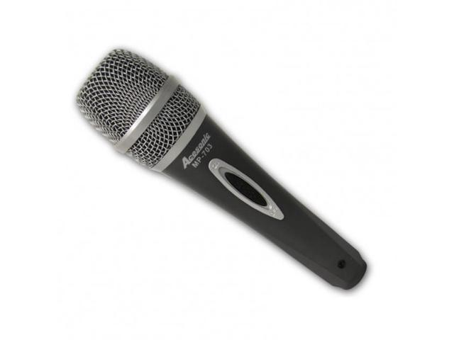 Acesonic Karaoke Cable : Acesonic mp wired microphone with cable newegg