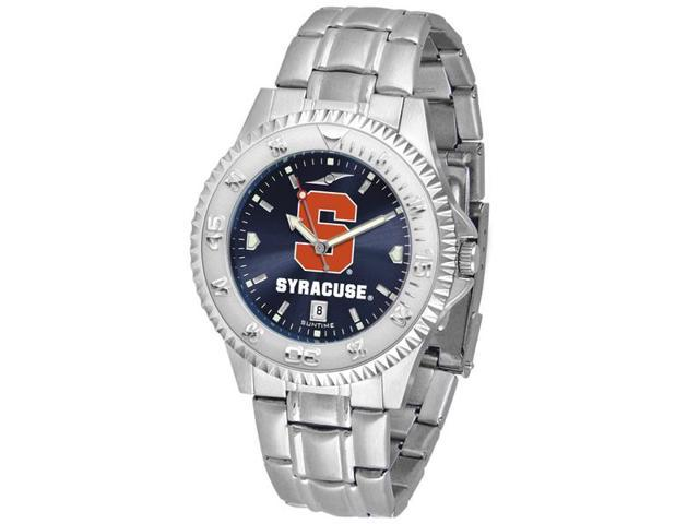 NCAA Men's Syracuse Orange Competitor Steel AnoChrome Watch
