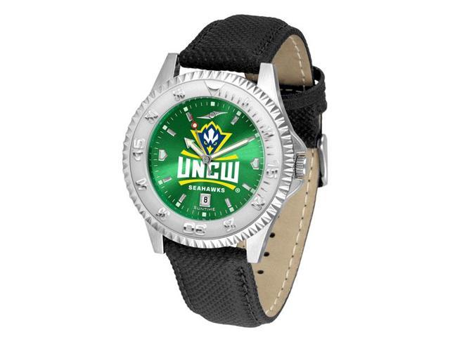 NCAA Men's North Carolina Wilmington Seahawks Competitor AnoChrome Watch