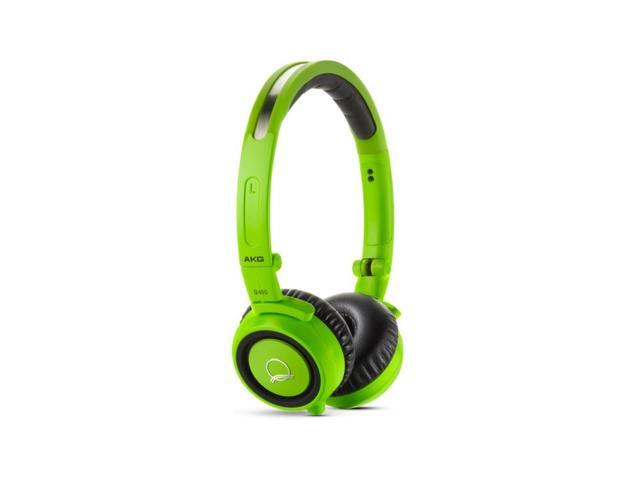 AKG Q460 Quincy Jones Series On-Ear Stereo Headset (Green)