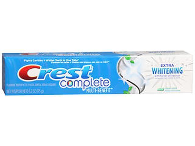 Crest Complete Multi-Benefit Whitening - amazon.com